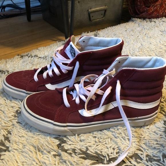 3ea4b9a9e0 Vans Shoes - Vans Sk8-Hi Sneakers